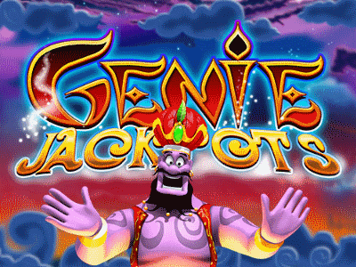 GENIE JACKPOTS at jackpot mobile casino