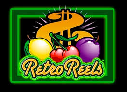 RETRO REELS at fruity king