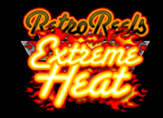RETRO REELS EXTREME HEAT at vegas paradise casino