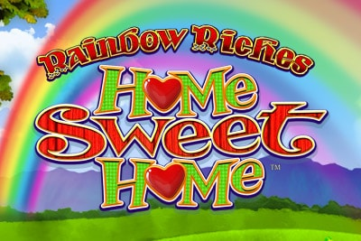 Rainbow Riches Home Sweet Home at slingo