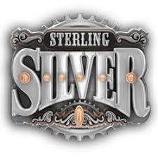STERLING SILVER 3D at oreels