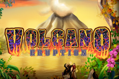 VOLCANO ERUPTION at spins royale