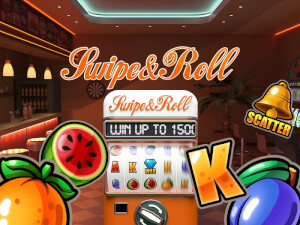 SWIPE AND ROLL at netbet casino