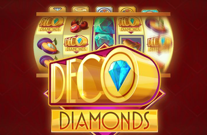 Deco Diamonds at spins royale
