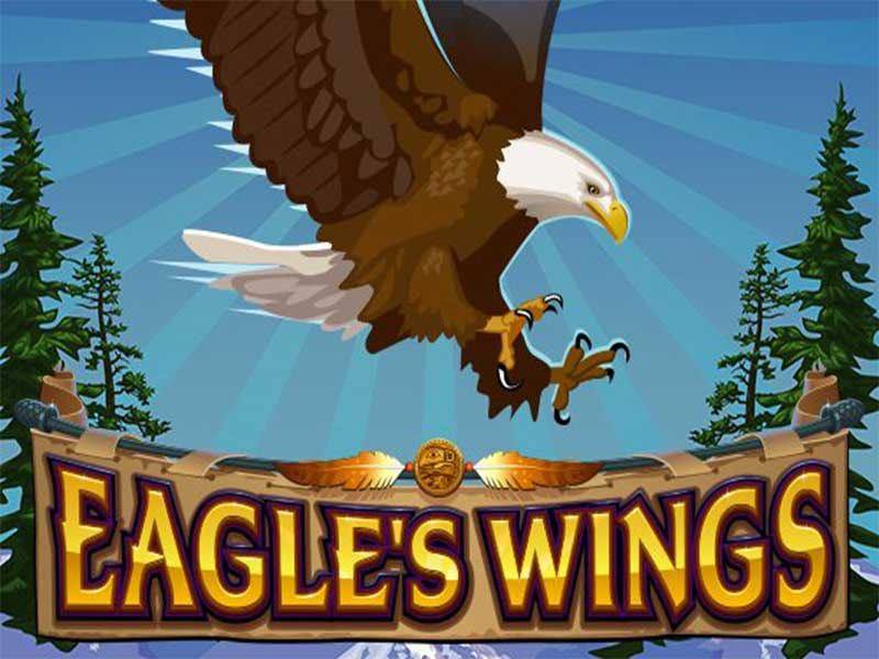 Eagles Wings at conquer casino