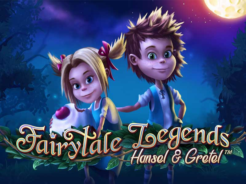 Fairytale Legends: Hansel and Gretel at genesis casino
