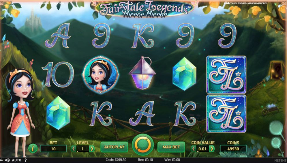 Fairytale Legends: Mirror Mirror at spins royale