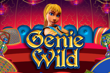 Genie Wild at dazzle casino