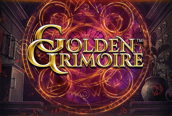 Golden Grimoire at glimmer casino