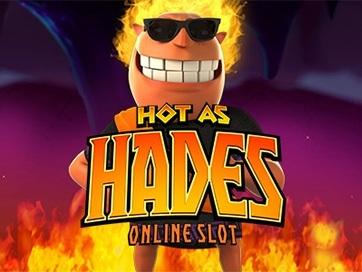 Hot as Hades at oreels