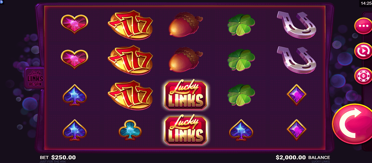 Lucky Links at conquer casino