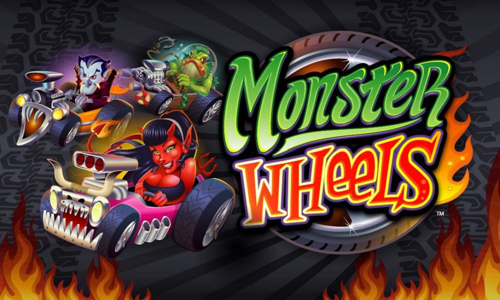 Monster Wheels at conquer casino