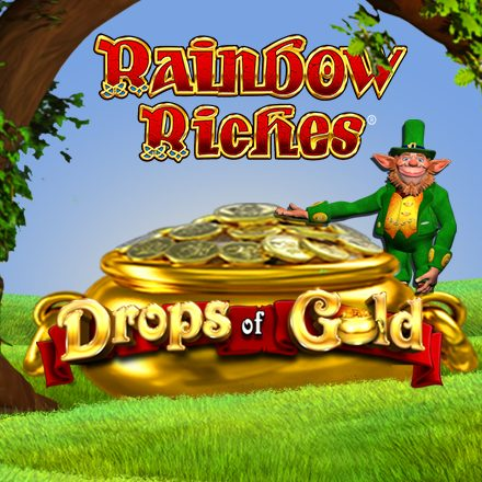 Rainbow Riches Drops of Gold at netbet casino