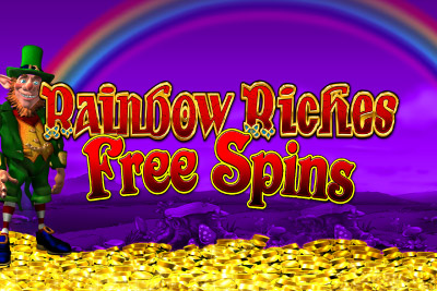 Rainbow Riches Free Spins at fruity king