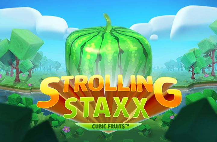 Strolling Staxx at scorching slots
