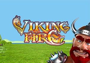 Viking Fire at glimmer casino