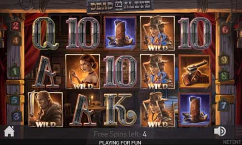 Dead or Alive 2 at netbet casino