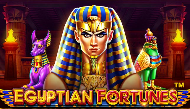 Egyptian Fortunes at sapphire rooms