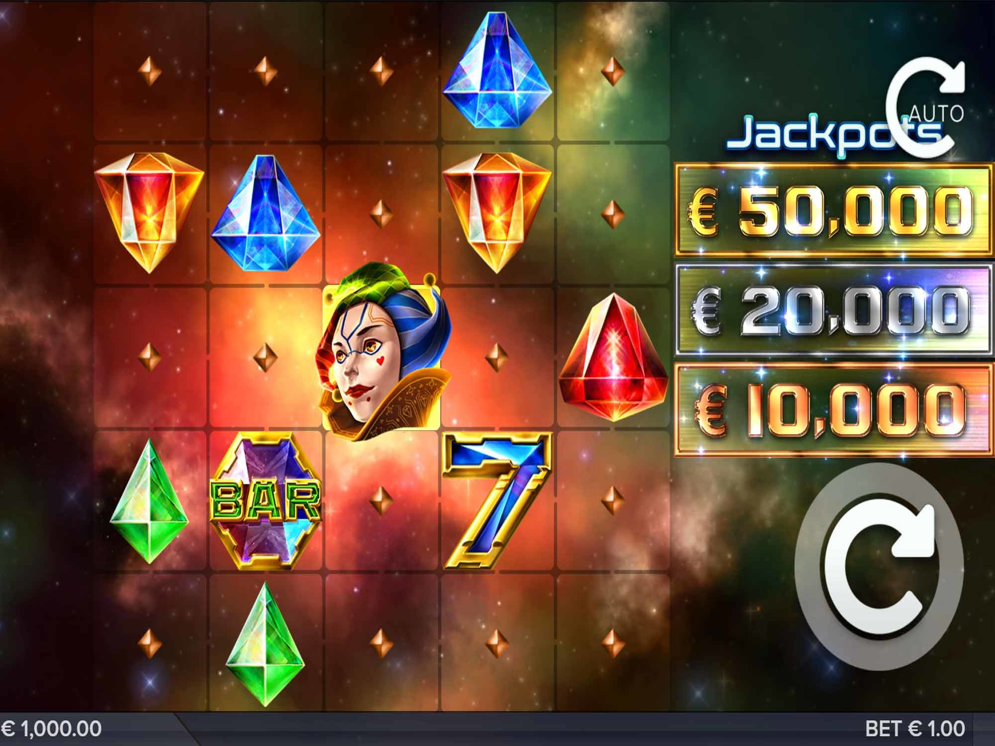 Joker Gems at conquer casino