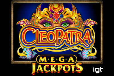 Mega Jackpots Cleopatra at jackpot jones