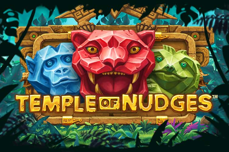 Temple of Nudges at dazzle casino