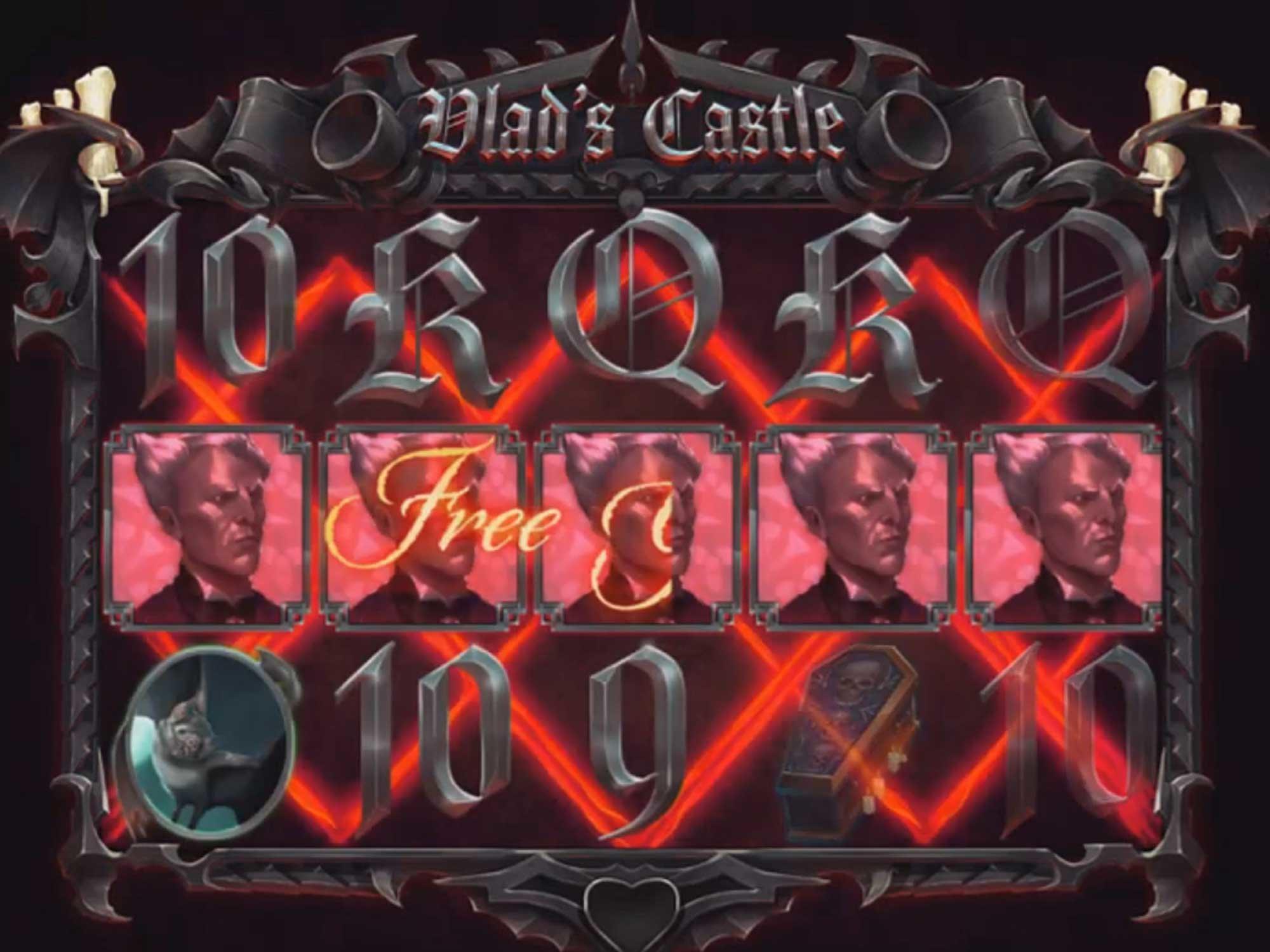 Vlad's Castle at oreels
