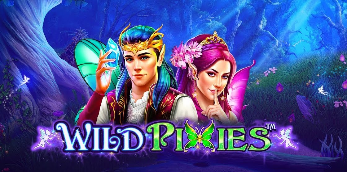 Wild Pixies at spins royale