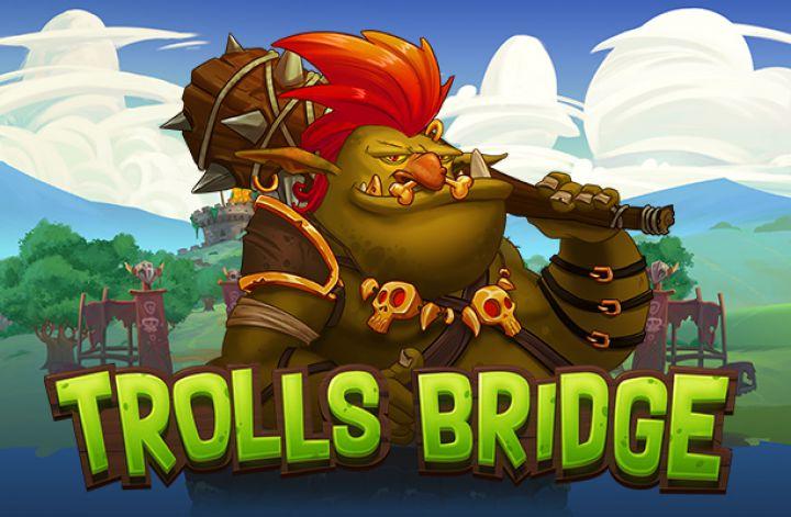 Trolls Bridge at spins royale