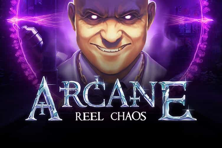 Arcane Reel Chaos at spins royale
