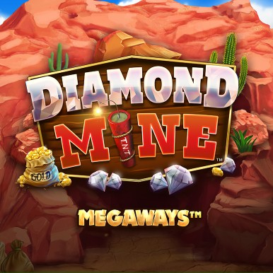 Diamond Mine Megaways at dazzle casino