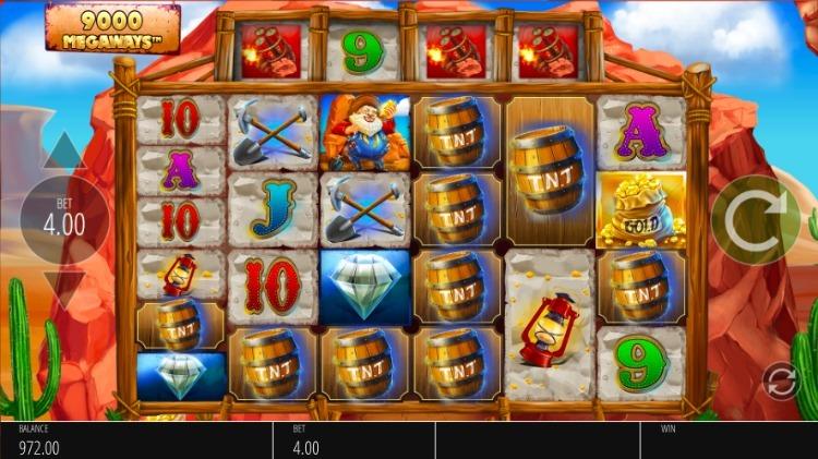 Diamond Mine Megaways at casino.com