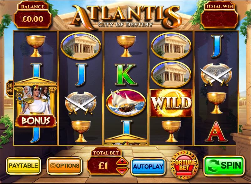 Atlantis: City of Destiny