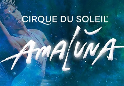 Cirque Du Soleil: Amaluna at netbet casino