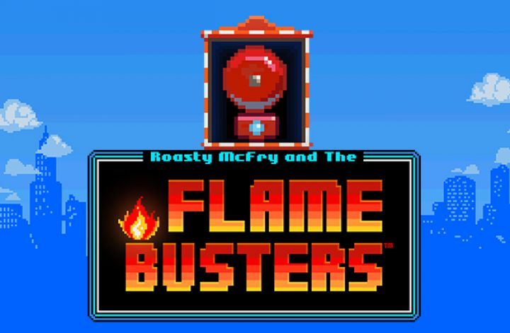 Flame Busters at bcasino