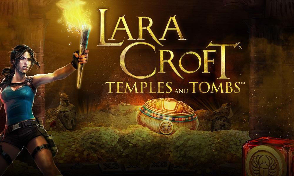 Lara Croft: Temples and Tombs at slingo