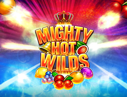 Mighty Hot Wilds at glimmer casino