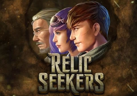 Relic Seekers at slingo