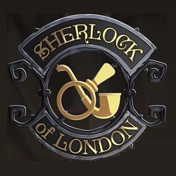Sherlock of London at conquer casino