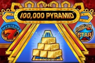 The 100,000 Pyramid at spins royale