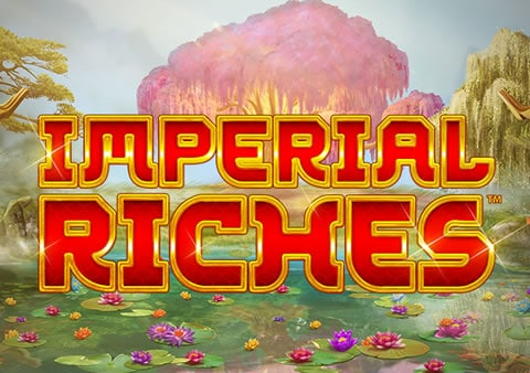 Imperial Riches at conquer casino