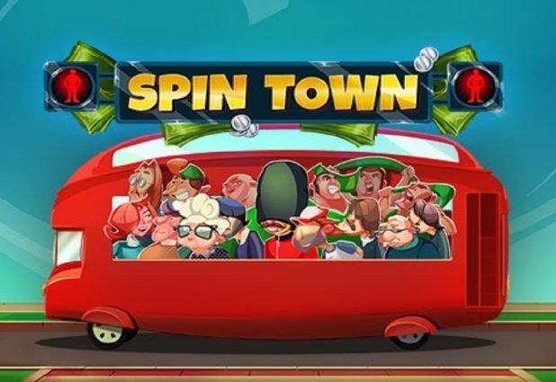 Spin Town at jackpot jones