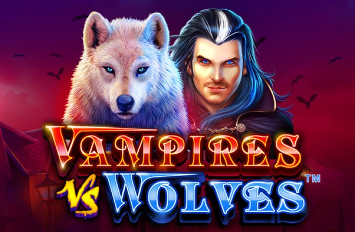 Vampires VS Werewolves at kerching casino