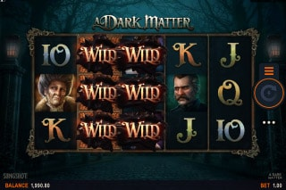 A Dark Matter at all british casino