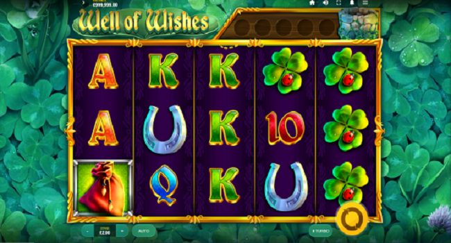 Well of Wishes at kerching casino