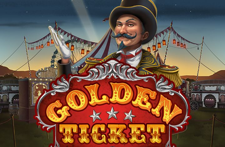 Golden Ticket at vegas paradise casino