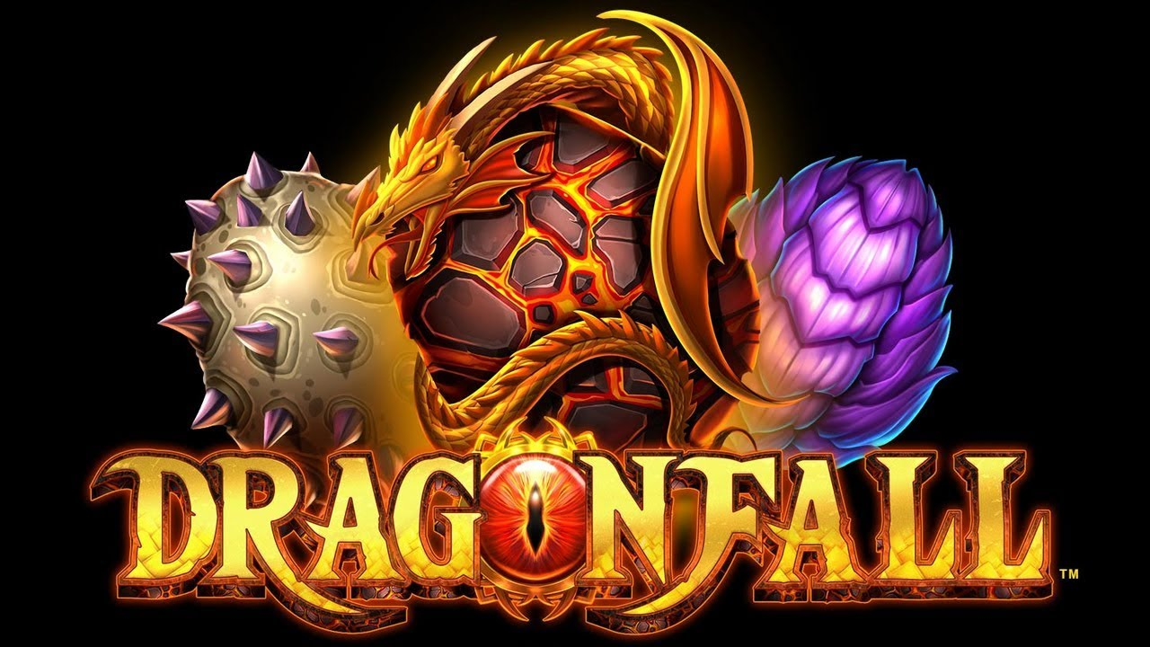 dragon fall at spins royale