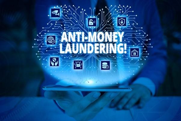 anti money laundering at online casinos